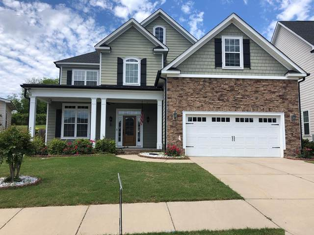 7310 Malton Court, Evans, GA 30809 (MLS #454488) :: The Starnes Group LLC