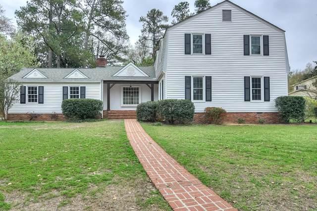 602 Sandhurst Place, Aiken, SC 29801 (MLS #454519) :: Better Homes and Gardens Real Estate Executive Partners