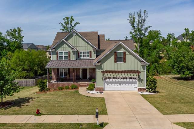 4076 Dewaal Street, Evans, GA 30809 (MLS #454537) :: Better Homes and Gardens Real Estate Executive Partners