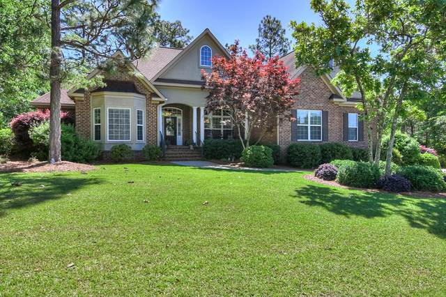 348 Forest Pines Road, Aiken, SC 29803 (MLS #454569) :: Better Homes and Gardens Real Estate Executive Partners
