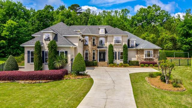 3815 Honors Way, Martinez, GA 30907 (MLS #454619) :: REMAX Reinvented | Natalie Poteete Team