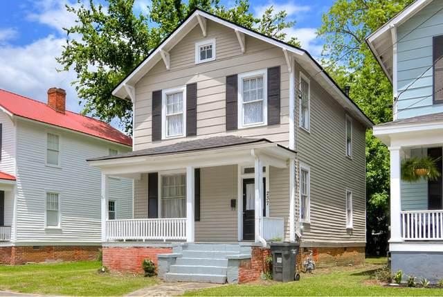 237 Ellis Street, Augusta, GA 30901 (MLS #454765) :: Shannon Rollings Real Estate