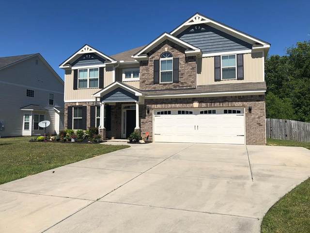 1630 Cedar Hill Drive, Grovetown, GA 30813 (MLS #454790) :: REMAX Reinvented | Natalie Poteete Team