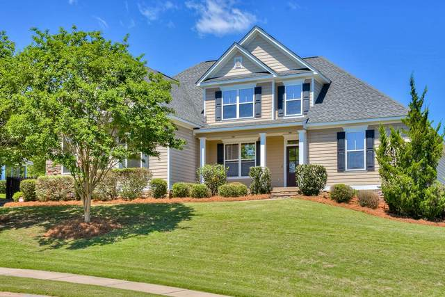 643 Burgamy Pass, Grovetown, GA 30813 (MLS #454797) :: Better Homes and Gardens Real Estate Executive Partners