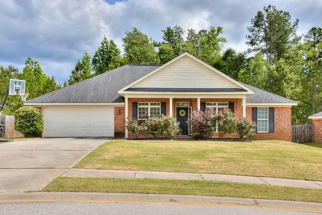 3218 Hampton Circle, Augusta, GA 30906 (MLS #454809) :: Shannon Rollings Real Estate