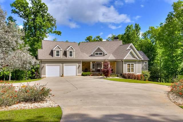 1143 Savannah Bay Drive, Lincolnton, GA 30817 (MLS #454829) :: Melton Realty Partners