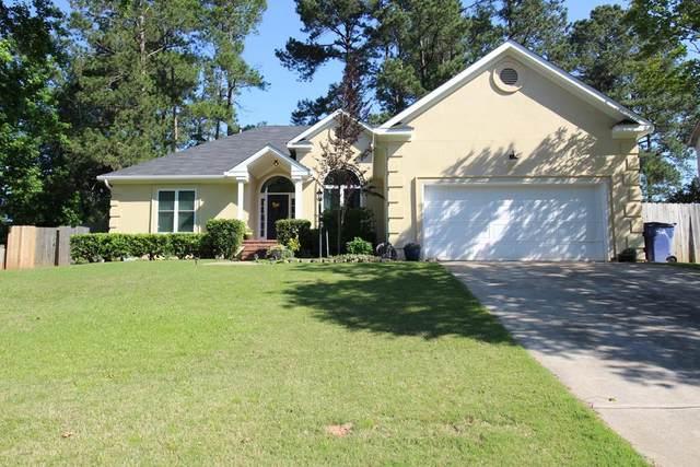 4145 Saddlehorn Drive, Evans, GA 30809 (MLS #454855) :: Better Homes and Gardens Real Estate Executive Partners