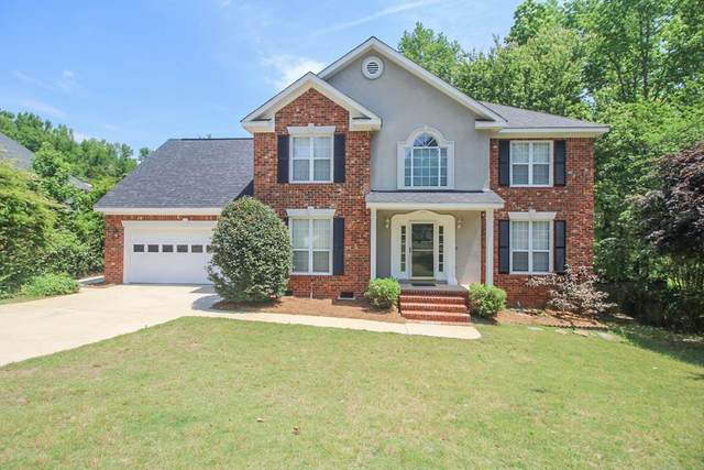 4113 Fox Brush Drive, Evans, GA 30809 (MLS #454860) :: Better Homes and Gardens Real Estate Executive Partners