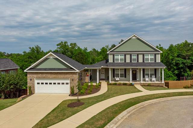 2080 Wythe Drive, Evans, GA 30809 (MLS #454888) :: Better Homes and Gardens Real Estate Executive Partners
