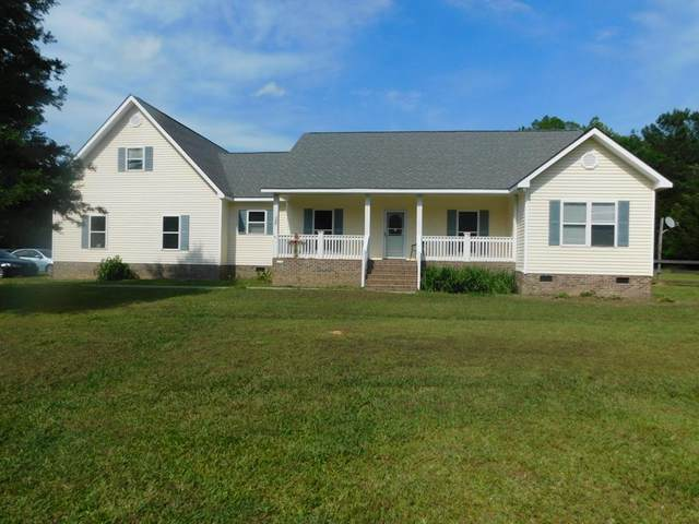 1300 Goldman Johnson Road, Lincolnton, GA 30817 (MLS #454900) :: Better Homes and Gardens Real Estate Executive Partners