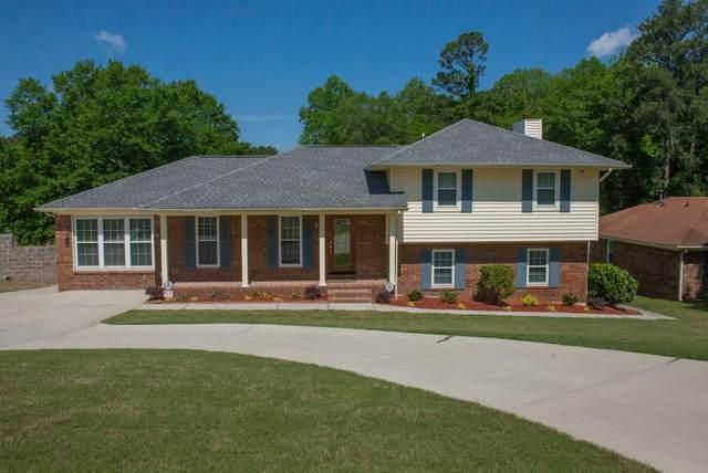 3831 Crest Drive, Hephzibah, GA 30815 (MLS #454943) :: Better Homes and Gardens Real Estate Executive Partners