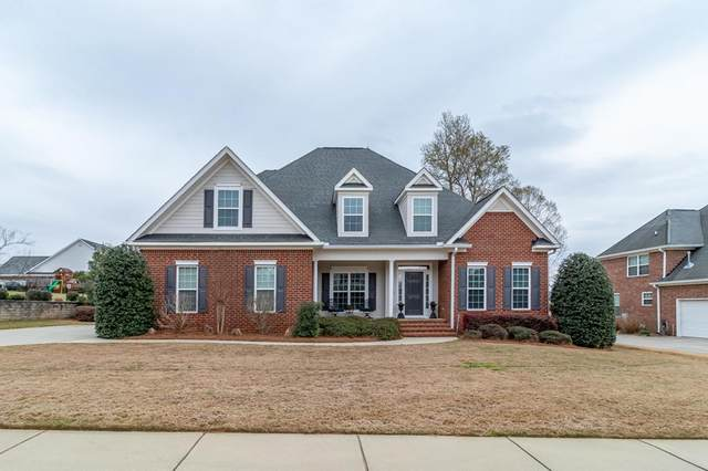 1103 Jami Court, Evans, GA 30809 (MLS #454948) :: Shannon Rollings Real Estate