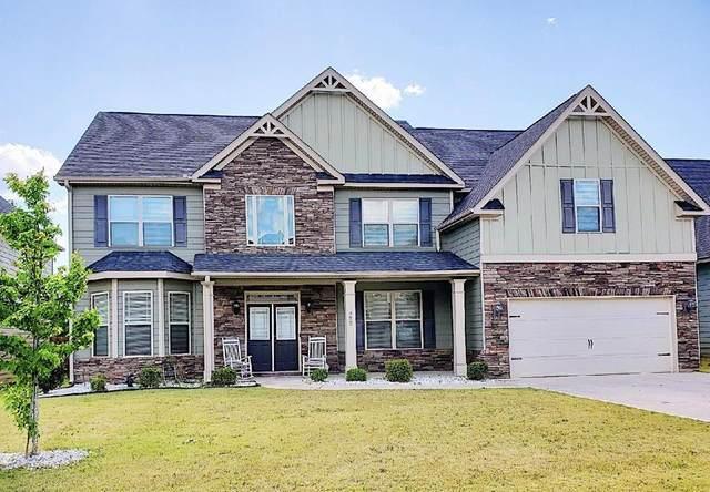355 Bella Rose Drive, Evans, GA 30809 (MLS #454964) :: Shannon Rollings Real Estate