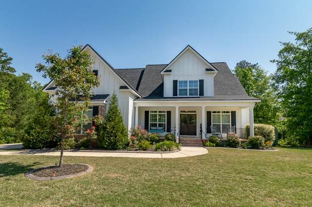 908 Bartram Ridge, Evans, GA 30809 (MLS #454967) :: Better Homes and Gardens Real Estate Executive Partners