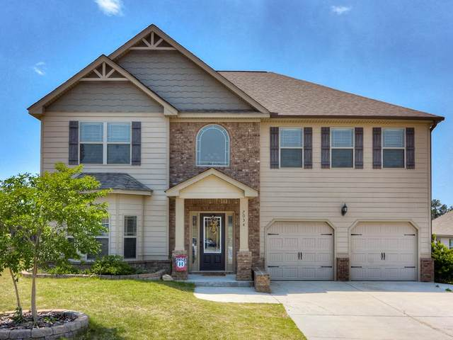 7034 Prickly Pear Court, Aiken, SC 29801 (MLS #455049) :: Better Homes and Gardens Real Estate Executive Partners