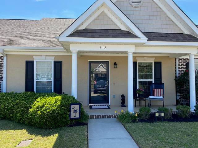 418 Harvester Drive, North Augusta, SC 29860 (MLS #455050) :: Better Homes and Gardens Real Estate Executive Partners