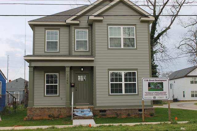1249 Eleventh Street, Augusta, GA 30901 (MLS #455094) :: Young & Partners