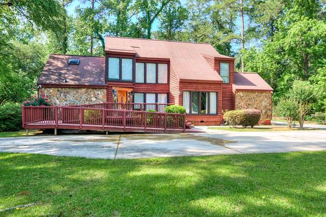 3526 West Lake Drive, Martinez, GA 30907 (MLS #455138) :: Young & Partners