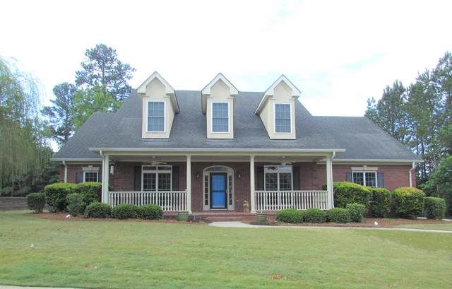 1817 Prince George Avenue, Evans, GA 30809 (MLS #455156) :: Shannon Rollings Real Estate