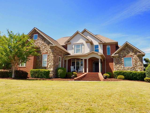 1465 Knob Hill Circle, Evans, GA 30809 (MLS #455205) :: Shannon Rollings Real Estate