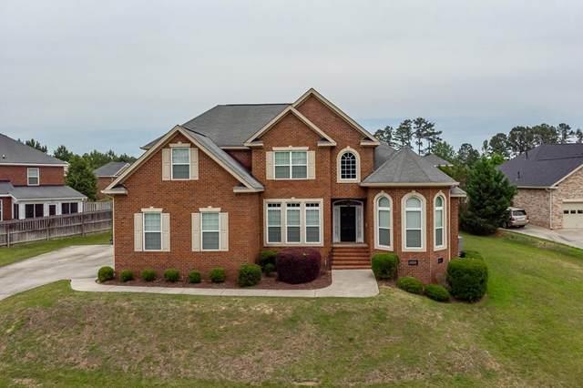 659 Surrey Lane, Martinez, GA 30907 (MLS #455228) :: Better Homes and Gardens Real Estate Executive Partners