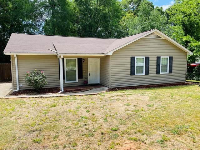 4302 Roswell Drive, Martinez, GA 30907 (MLS #455248) :: Better Homes and Gardens Real Estate Executive Partners