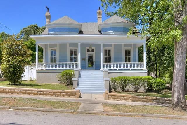 1219 Meigs Street, Augusta, GA 30904 (MLS #455260) :: REMAX Reinvented | Natalie Poteete Team