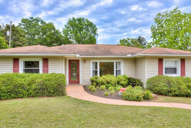 607 Clayton Street, McCormick, SC 29835 (MLS #455283) :: Shannon Rollings Real Estate