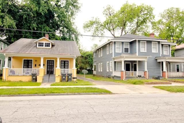 212-214 Ellis Street, Augusta, GA 30901 (MLS #455303) :: Shannon Rollings Real Estate