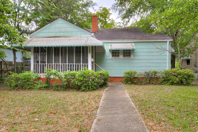 1904 Warren Street, Augusta, GA 30904 (MLS #455329) :: Better Homes and Gardens Real Estate Executive Partners