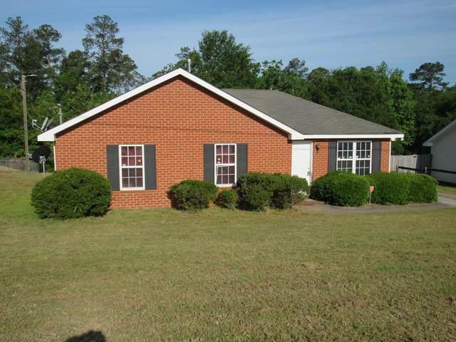2834 Cranbrook Drive, Hephzibah, GA 30815 (MLS #455354) :: Better Homes and Gardens Real Estate Executive Partners