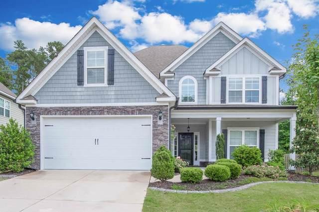 717 Herrington Drive, Grovetown, GA 30813 (MLS #455371) :: REMAX Reinvented | Natalie Poteete Team