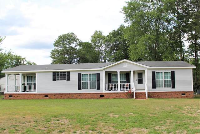 111 Eagle Road, North Augusta, SC 29860 (MLS #455386) :: Shannon Rollings Real Estate