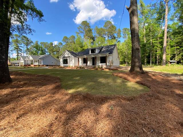 107 Oak Lane Ext, Waynesboro, GA 30830 (MLS #455450) :: Melton Realty Partners