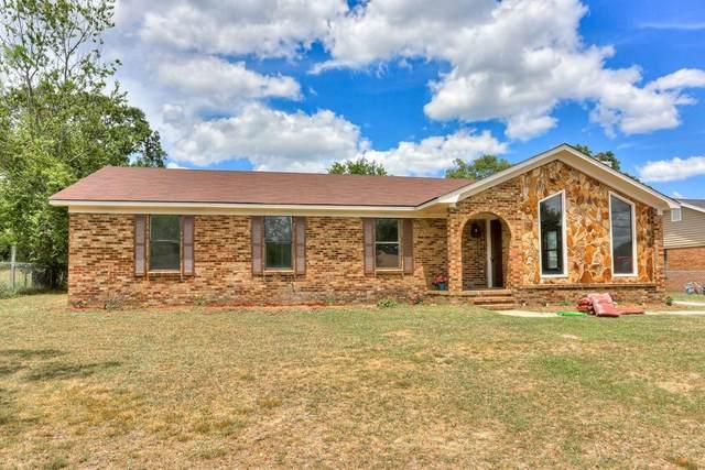 2277 Basswood Drive, Augusta, GA 30906 (MLS #455498) :: Melton Realty Partners