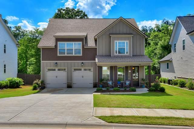 448 Kirkwood Drive, Evans, GA 30809 (MLS #455515) :: Young & Partners
