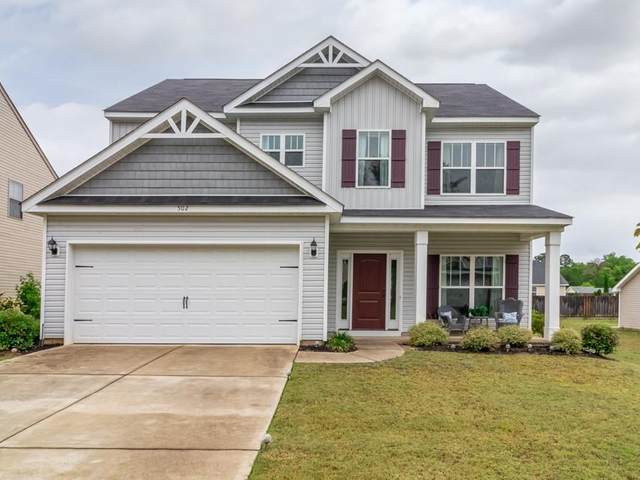 502 Cranberry Circle, Grovetown, GA 30813 (MLS #455556) :: REMAX Reinvented | Natalie Poteete Team
