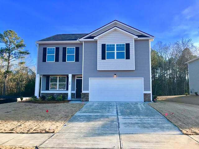 152 Lookout Loop, North Augusta, SC 29841 (MLS #455560) :: Better Homes and Gardens Real Estate Executive Partners