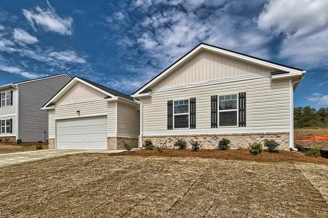 156 Lookout Loop, North Augusta, SC 29841 (MLS #455561) :: Better Homes and Gardens Real Estate Executive Partners
