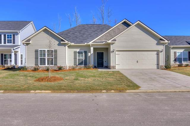 4007 Pensacola Way, Grovetown, GA 30813 (MLS #455573) :: REMAX Reinvented | Natalie Poteete Team