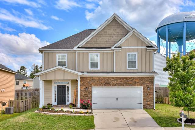 2526 Kari Lane, Grovetown, GA 30813 (MLS #455580) :: REMAX Reinvented | Natalie Poteete Team