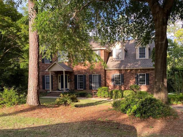 5097 Belle Mead Drive, Aiken, SC 29803 (MLS #455581) :: Melton Realty Partners