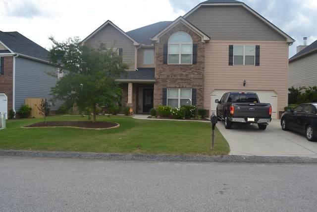 2470 Sunflower Drive, Evans, GA 30809 (MLS #455596) :: Shannon Rollings Real Estate