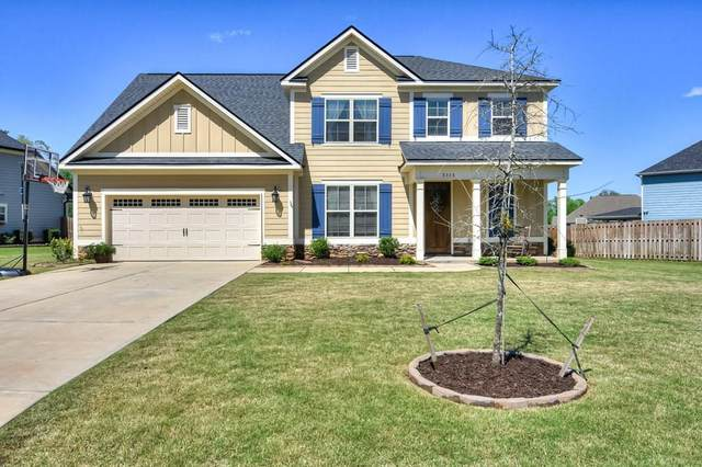 5115 Pickering Point, Evans, GA 30809 (MLS #455598) :: Shannon Rollings Real Estate
