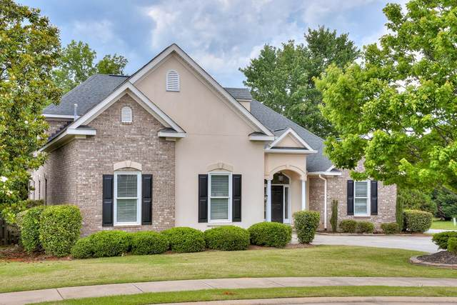 501 Avrett Court, Evans, GA 30809 (MLS #455606) :: Shannon Rollings Real Estate
