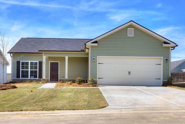 4011 Pensacola Way, Grovetown, GA 30813 (MLS #455610) :: REMAX Reinvented | Natalie Poteete Team