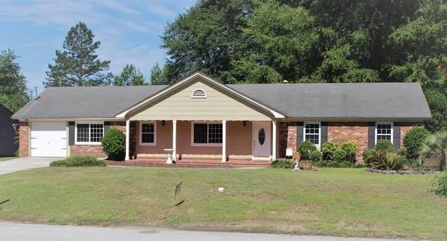 4013 Whispering Pines Road, Augusta, GA 30906 (MLS #455618) :: Melton Realty Partners