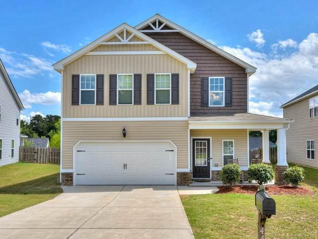 4426 Grove Landing Drive, Grovetown, GA 30813 (MLS #455619) :: The Starnes Group LLC