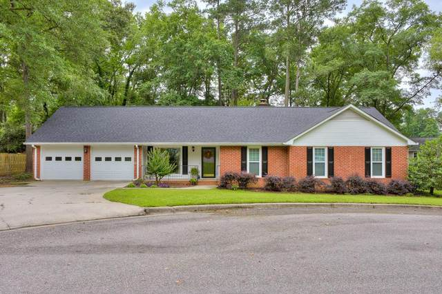 4 Green Forest Drive, North Augusta, SC 29841 (MLS #455623) :: Melton Realty Partners