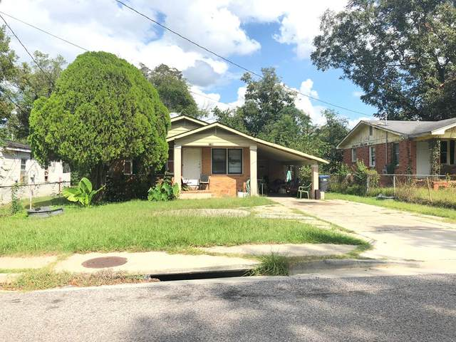 1109 11th Avenue, Augusta, GA 30901 (MLS #455624) :: REMAX Reinvented | Natalie Poteete Team